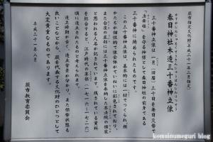 春日神社(蕨市錦町)6