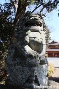 和樂備神社(蕨市中央)12