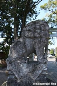 和樂備神社(蕨市中央)9