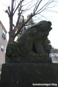 上戸田氷川神社(戸田市上戸田)22