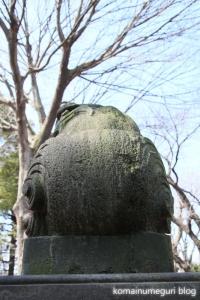 上戸田氷川神社(戸田市上戸田)23