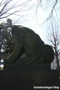 上戸田氷川神社(戸田市上戸田)26