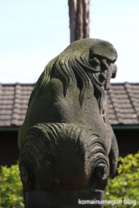 上戸田氷川神社(戸田市上戸田)27