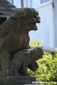 上戸田氷川神社(戸田市上戸田)28