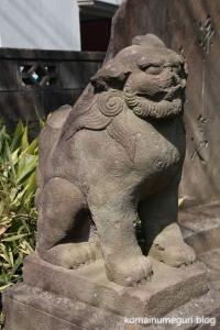 上戸田氷川神社(戸田市上戸田)35