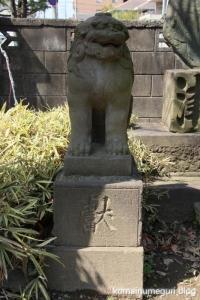 上戸田氷川神社(戸田市上戸田)38