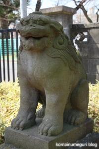 上戸田氷川神社(戸田市上戸田)39