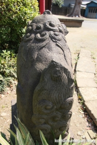 上戸田氷川神社(戸田市上戸田)37