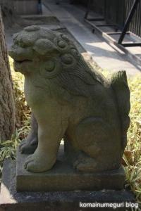 上戸田氷川神社(戸田市上戸田)40