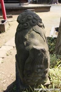 上戸田氷川神社(戸田市上戸田)41