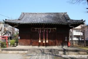 上戸田氷川神社(戸田市上戸田)9