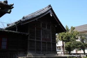 上戸田氷川神社(戸田市上戸田)12
