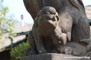 上戸田氷川神社(戸田市上戸田)30