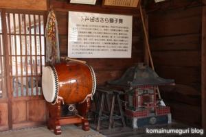 下戸田氷川神社(戸田市中央)9