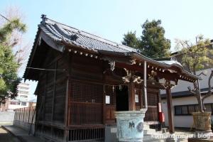 下戸田氷川神社(戸田市中央)10