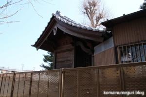 下戸田氷川神社(戸田市中央)11