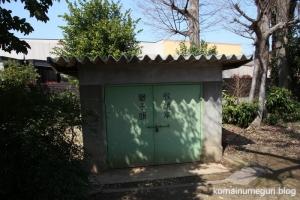 下戸田氷川神社(戸田市中央)12