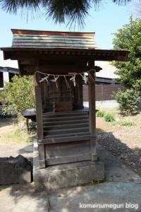 下戸田氷川神社(戸田市中央)14