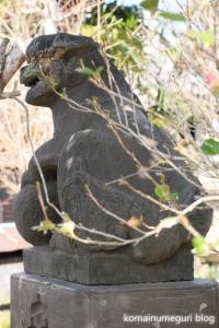 下戸田氷川神社(戸田市中央)19
