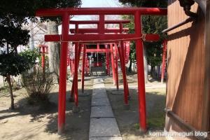 三和稲荷神社(蕨市南町)5