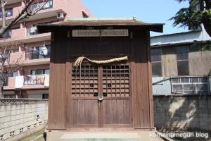 喜沢神明社(戸田市喜沢)2
