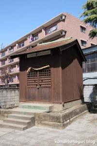喜沢神明社(戸田市喜沢)5