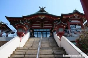 横曽根神社(川口市南町)5