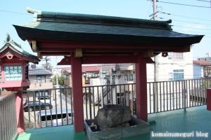 横曽根神社(川口市南町)6