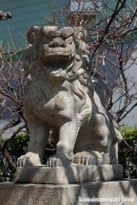 氷川神社(川口市飯塚)4