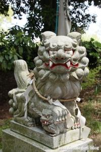 八坂神社(多摩市連光寺)8