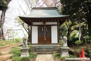 八坂神社(多摩市連光寺)7