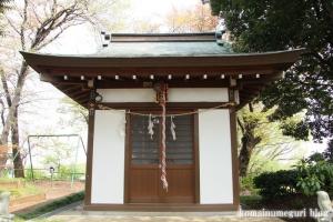 八坂神社(多摩市連光寺)10