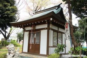 八坂神社(多摩市連光寺)12