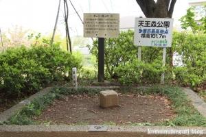 八坂神社(多摩市連光寺)14