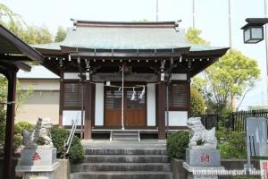 白山神社(多摩市連光寺)6