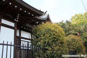 白山神社(多摩市連光寺)12