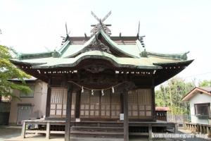 春日神社(多摩市連光寺)6