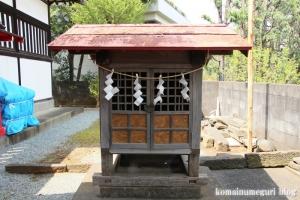 春日神社(多摩市連光寺)8