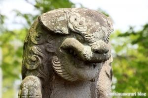 春日神社(多摩市連光寺)18