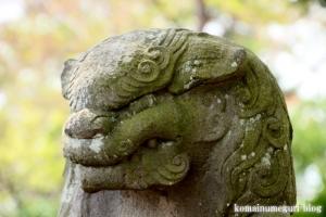春日神社(多摩市連光寺)19