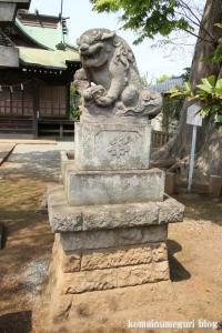春日神社(多摩市連光寺)9