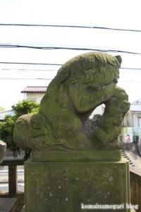春日神社(多摩市連光寺)11
