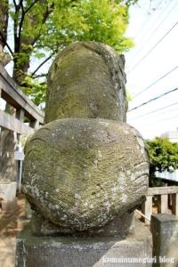 春日神社(多摩市連光寺)16