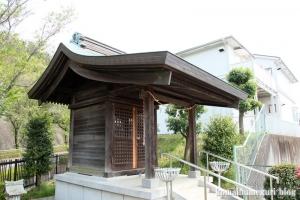 御嶽神社(多摩市永山)8