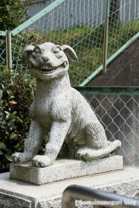 御嶽神社(多摩市永山)6
