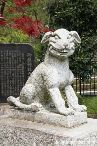 御嶽神社(多摩市永山)7