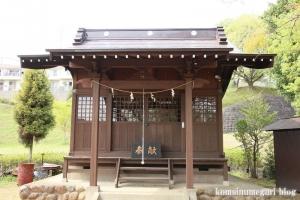 貝取神社(多摩市豊ヶ丘)6
