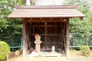 貝取神社(多摩市豊ヶ丘)8