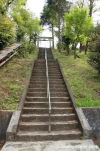 愛宕神社(多摩市愛宕)1