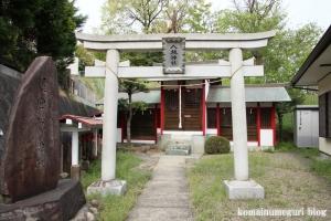 八坂神社(多摩市愛宕)2